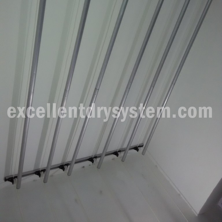 wall mounted clothes drying rack in Khed Shivapur, Khadki, Aundh