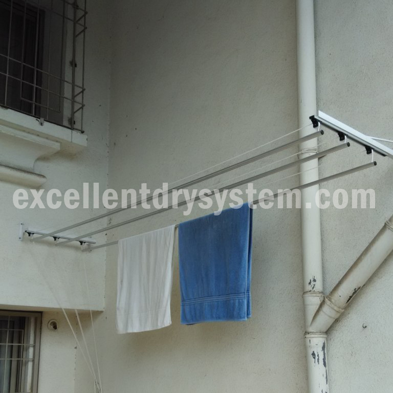 pulley operated cloth drying system in Pimple Saudagar, Baner, Pimple Gurav, Pimpri chinchwad