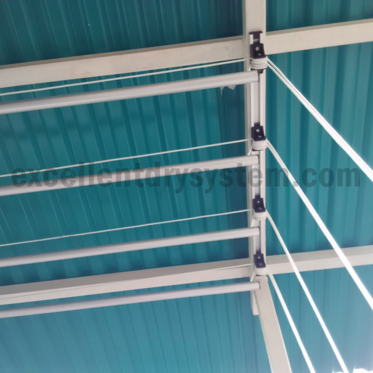 clothes drying stand in Kondhwa Khurd