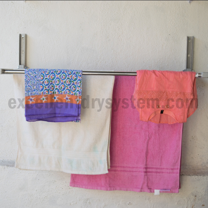 wall mounted clothes drying rack in Kondhwa Khurd