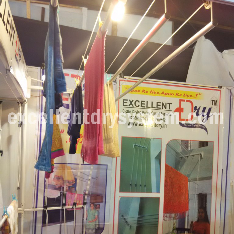 cloth drying system